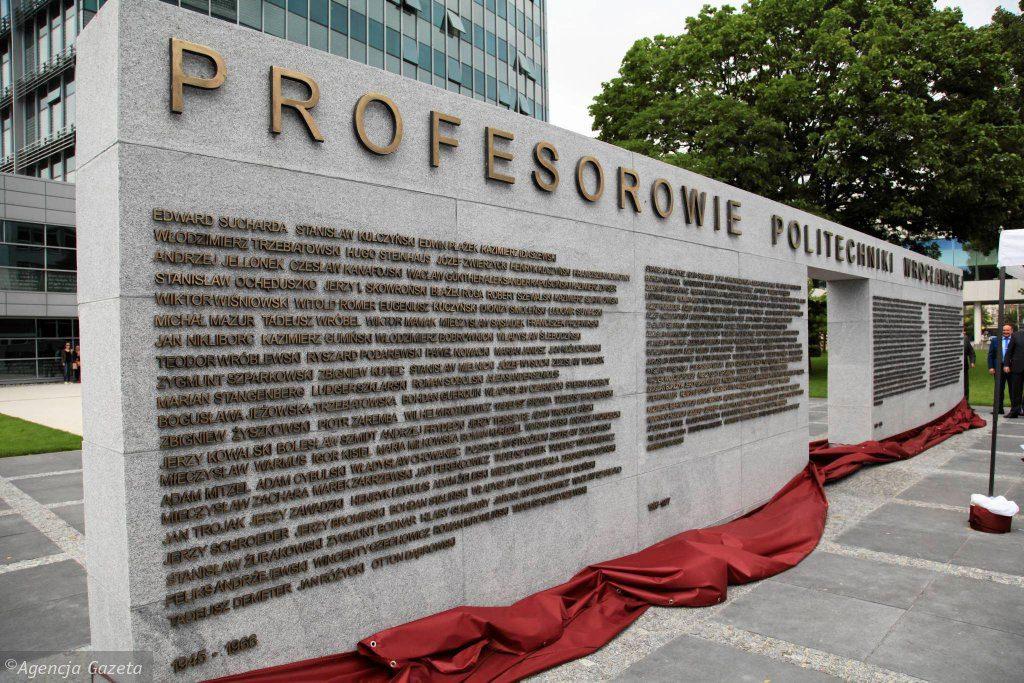 Pomnik Profesorów Politechniki Wrocławskiej